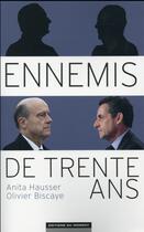 Couverture du livre « Ennemis de trente ans » de Anita Hausser aux éditions Editions Du Moment