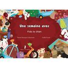 Couverture du livre « Une semaine avec Fido le chien » de Gaelle Picard et Patrick Bousquet-Schneeweis aux éditions Nephelees
