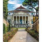 Couverture du livre « Villas vénitiennes » de Valentina Facci aux éditions Vilo