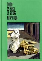 Couverture du livre « Giorgio de Chirico, la peinture métaphysique » de Paolo Baldacci aux éditions Hazan