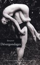 Couverture du livre « Dévergondages » de Spaddy aux éditions La Musardine