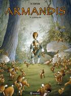 Couverture du livre « Armandis t.4 ; le dernier Roi » de Yannick Hatton aux éditions Paquet