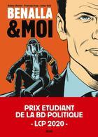 Couverture du livre « Benalla & moi » de Ariane Chemin et Julien Sole et Francois Krug aux éditions Seuil