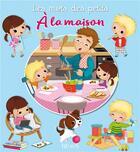 Couverture du livre « À la maison » de Collectif et Emilie Beaumont et Nathalie Belineau aux éditions Fleurus