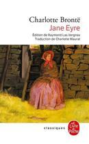 Couverture du livre « Jane Eyre » de Charlotte Brontë aux éditions Lgf