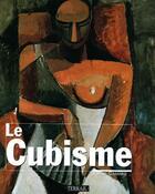 Couverture du livre « Cubisme » de Pierre Cabanne aux éditions Terrail