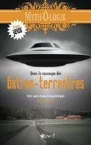 Couverture du livre « Dans la soucoupe des extra-terrestres » de Nolwenn Gouezel aux éditions Bravo