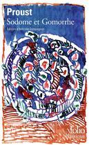 Couverture du livre « À la recherche du temps perdu t.4 ; Sodome et Gomorrhe » de Marcel Proust aux éditions Gallimard