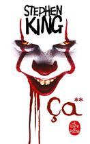 Couverture du livre « Ça t.2 » de Stephen King aux éditions Lgf