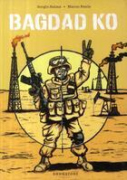 Couverture du livre « Bagdad KO » de Sergio Salma aux éditions Glenat