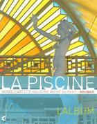 Couverture du livre « L'album de la piscine » de Bertrand Valere aux éditions Invenit