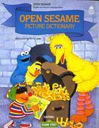 Couverture du livre « Open Sesame Picture Dictionary » de Collectif aux éditions Oxford University Press