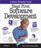 Couverture du livre « Head First Software Development » de Dan Pilone aux éditions O'reilly Media