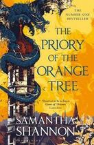 Couverture du livre « THE PRIORY OF THE ORANGE TREE » de Samantha Shannon aux éditions Bloomsbury