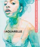 Couverture du livre « Aquarelle » de Joanna Goss aux éditions Pyramyd