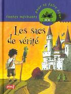 Couverture du livre « Les sacs de vérité » de Conte Populaire aux éditions Pemf
