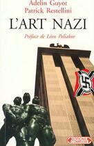 Couverture du livre « L'art nazi » de Guyot/Guyot. A aux éditions Complexe