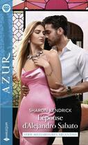 Couverture du livre « L'épouse d'Alejandro Sabato » de Sharon Kendrick aux éditions Harlequin