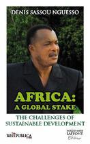 Couverture du livre « Africa : a global stake » de Denis Sassou Nguesso aux éditions Res Publica