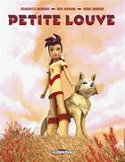 Couverture du livre « Petite louve t.1 ; automne » de Moreno et Gourdon aux éditions Delcourt