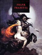 Couverture du livre « Frank Frazetta » de Frank Frazetta aux éditions Corentin