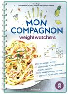 Couverture du livre « Mon compagnon Weight Watchers » de Weight Watchers aux éditions Marabout