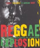 Couverture du livre « Reggae explosion » de Chris Salewicz et Adrian Boot aux éditions Seuil