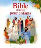 Couverture du livre « Bible illustrée pour enfants » de Gustavo Mazali et Rhona Davies aux éditions Mediaspaul