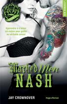 Couverture du livre « Marked men T.4 ; Nash » de Jay Crownover aux éditions Hugo Roman