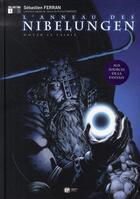 Couverture du livre « L'anneau des nibelungen t.1 ; Wotan le faible » de Sebastien Ferran aux éditions Ep Media