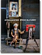 Couverture du livre « Steve McCurry ; l'Afghanistan » de Collectif aux éditions Taschen