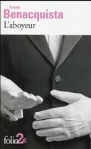 Couverture du livre « L'aboyeur ; l'origine des fonds » de Tonino Benacquista aux éditions Gallimard