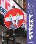 Couverture du livre « Street art ; un musée à ciel ouvert » de Ambre Viaud aux éditions Palette