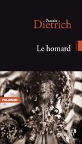 Couverture du livre « Le homard » de Pascale Dietrich aux éditions Atelier In8