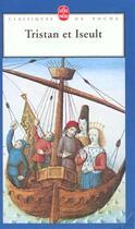 Couverture du livre « Tristan et Iseult » de Anonyme et Rene Louis aux éditions Lgf