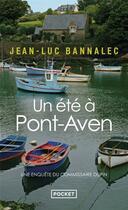Couverture du livre « Un été à Pont-Aven » de Jean-Luc Bannalec aux éditions Pocket
