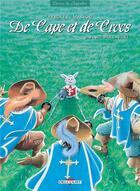 Couverture du livre « De cape et de crocs T.11 ; vingt mois avant » de Alain Ayroles et Jean-Luc Masbou aux éditions Delcourt
