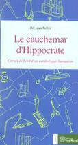 Couverture du livre « Cauchemar d'hippocrate (le) » de Jean Pellet aux éditions Yves Michel