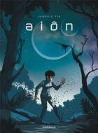 Couverture du livre « Aiôn » de Ludovic Rio aux éditions Dargaud