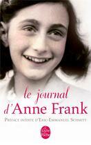 Couverture du livre « Journal » de Anne Frank aux éditions Lgf
