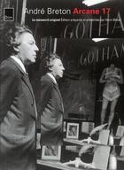 Couverture du livre « André Breton ; Arcane 17 » de Henri Behar et Andre Breton aux éditions Biro