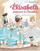 Couverture du livre « Elisabeth, princesse à Versailles T.4 ; bal à la cour » de Annie Jay et Ariane Delrieu aux éditions Albin Michel