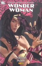 Couverture du livre « Wonder Woman t.1 ; paradis perdu » de Perez et Jimenez et Dematteis aux éditions Panini