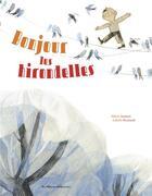 Couverture du livre « Bonjour les hirondelles » de Isabelle Arsenault aux éditions Casterman