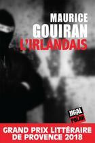 Couverture du livre « L'Irlandais » de Maurice Gouiran aux éditions Jigal