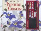 Couverture du livre « L'Atelier De Peinture Chinoise » de Cherrett-P aux éditions Hatier