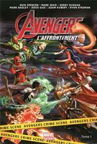 Couverture du livre « Avengers - l'affrontement T.1 » de Collectif et Mark Waid aux éditions Panini