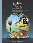 Couverture du livre « Le clan de la rivière sauvage T.1 ; l'île du serpent » de Regis Hautiere et Renaud Dillies aux éditions Editions De La Gouttiere