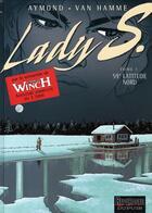 Couverture du livre « Lady S. T.3 ; 59° latitude Nord » de Jean Van Hamme et Philippe Aymond aux éditions Dupuis