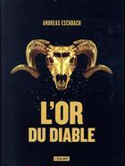 Couverture du livre « L'or du diable » de Andreas Eschbach aux éditions L'atalante